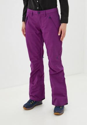Брюки горнолыжные Burton WB SOCIETY PT. Цвет: фиолетовый