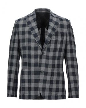 Пиджак MAESTRAMI. Цвет: серый