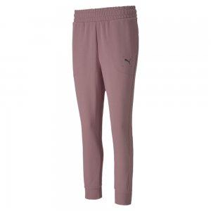 Штаны NU-TILITY Pants PUMA. Цвет: розовый