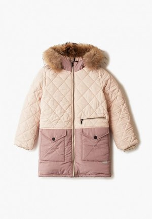 Куртка утепленная АксАрт. Цвет: разноцветный