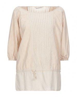 Блузка NOVEMB3R. Цвет: светло-розовый