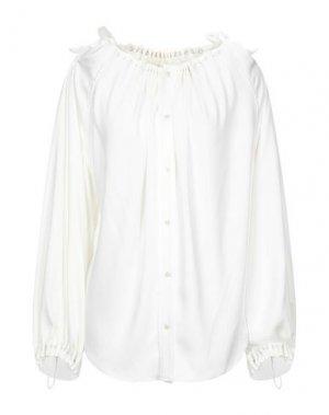 Pубашка TOGA PULLA. Цвет: белый