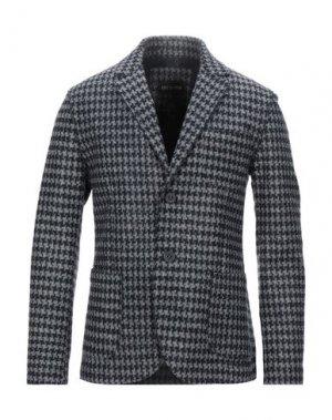 Пиджак ERIC HATTON. Цвет: серый