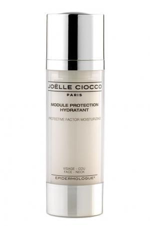Защитный увлажняющий крем для лица и шеи MODULE PROTECTION, 30 ml Joëlle Ciocco. Цвет: multicolor