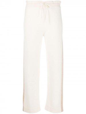 Трикотажные брюки Chinti and Parker. Цвет: нейтральные цвета