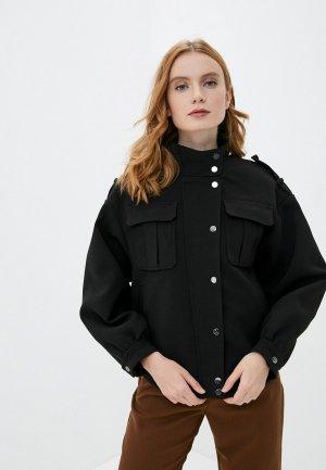 Куртка Ba&Sh SWING JACKET. Цвет: черный