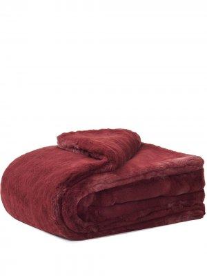 Одеяло Shirley Apparis. Цвет: красный
