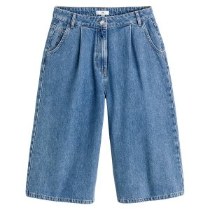 Юбка-брюки LaRedoute. Цвет: синий