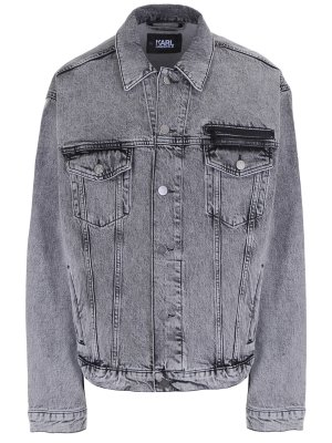 Куртка джинсовая KARL LAGERFELD