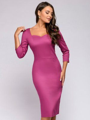 Платье футляр 1001 DRESS