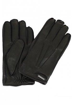 Перчатки CORNELIANI. Цвет: зеленый