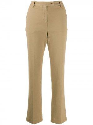 Расклешенные брюки с заниженной талией Aspesi