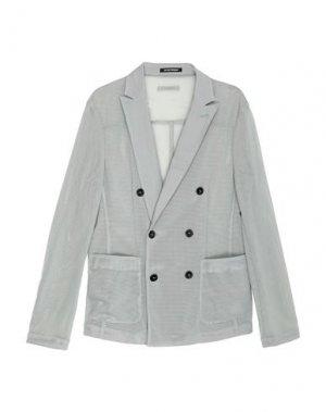 Пиджак EMPORIO ARMANI. Цвет: серый