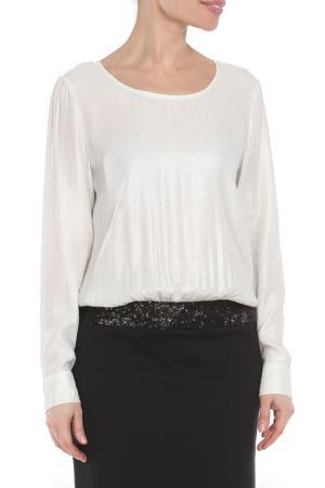 Платье Marc Aurel. Цвет: белый