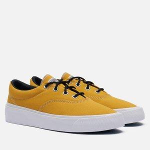 Кеды Skid Grip Low Converse. Цвет: жёлтый