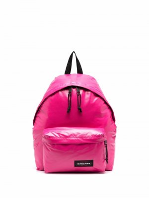 Padded Pakr® shiny backpack Eastpak. Цвет: розовый