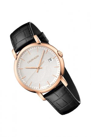 Наручные часы Calvin Klein. Цвет: черный