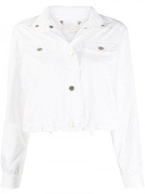 Укороченная джинсовая куртка Michael Kors