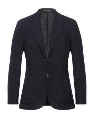 Пиджак ROYAL ROW. Цвет: темно-синий