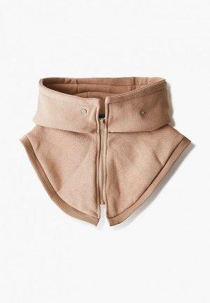 Капор UNU Clothing. Цвет: коричневый
