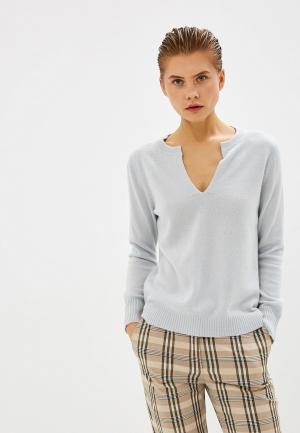 Пуловер Rodier. Цвет: голубой