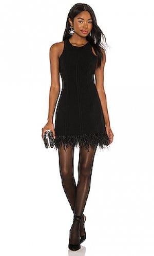 Платье catherine Cinq a Sept. Цвет: черный