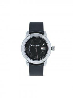 Наручные часы IO Black 42 мм Jorg Hysek. Цвет: черный