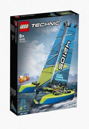 Конструктор LEGO Catamaran. Цвет: разноцветный