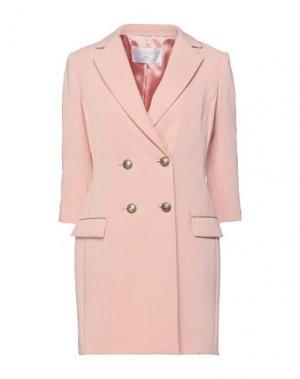 Короткое платье PASSEPARTOUT DRESS by ELISABETTA FRANCHI CELYN b.. Цвет: розовый