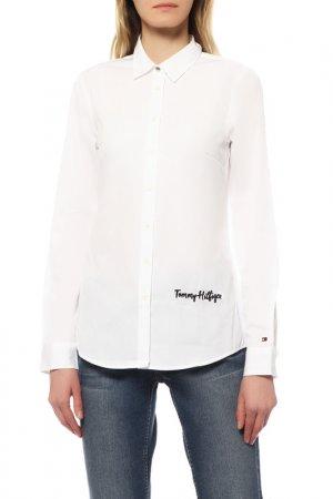 Рубашка Tommy Hilfiger. Цвет: 903