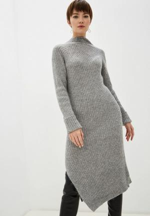 Платье By Malene Birger. Цвет: серый
