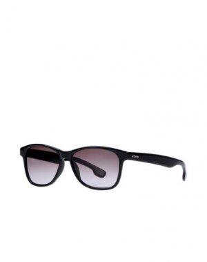 Солнечные очки STING. Цвет: черный