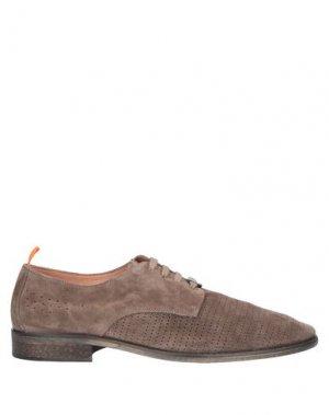 Обувь на шнурках AMBITIOUS. Цвет: хаки
