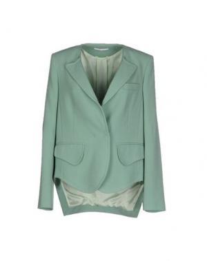 Пиджак CARVEN. Цвет: светло-зеленый