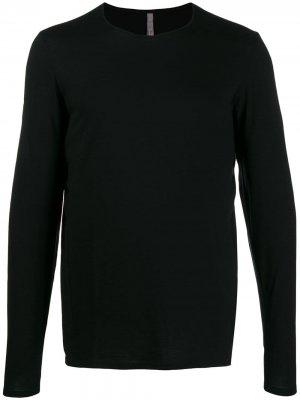 Трикотажная футболка Arc'teryx Veilance. Цвет: черный