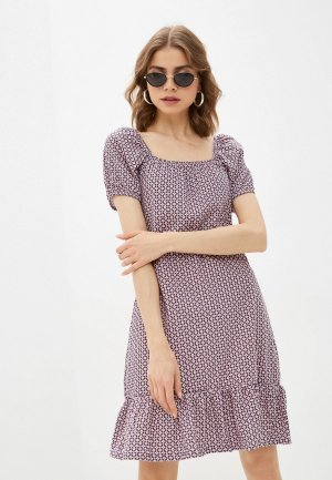 Платье Blue Seven. Цвет: розовый