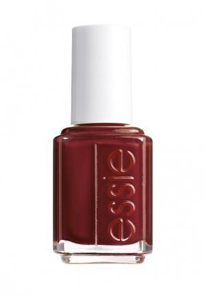 Лак для ногтей Essie оттенок 85 Шоколадные пирожные, 13,5 мл. Цвет: бордовый