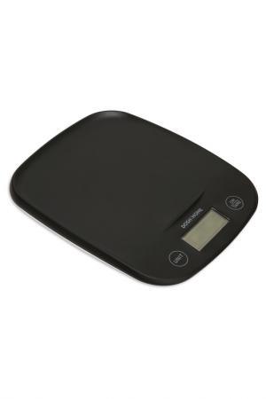 Кухонные весы электронные VIRGO DOSH I HOME. Цвет: черный