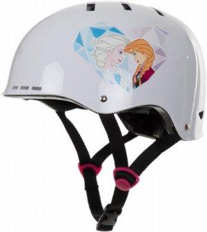 Шлем детский FROZEN Nordway. Цвет: белый