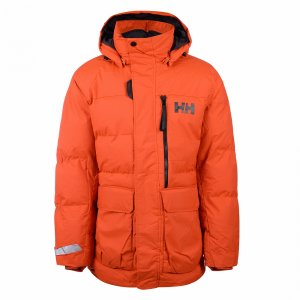 Tromsoe Jacket Helly Hansen. Цвет: оранжевый