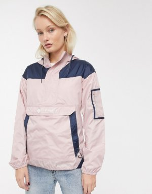 Ветровка -Розовый Columbia