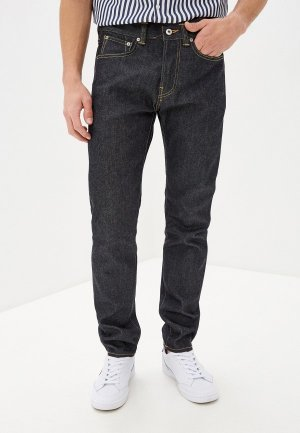 Джинсы Edwin ED-80 Slim Tapered. Цвет: синий