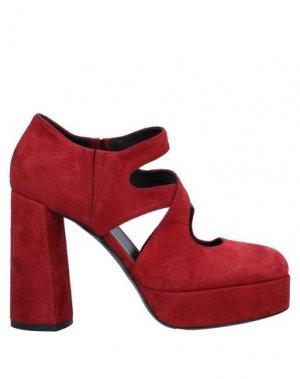 Туфли PREMIATA. Цвет: красный