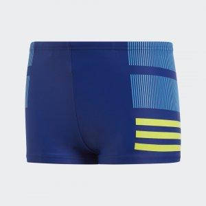 Плавки-боксеры Graphic Performance adidas. Цвет: желтый