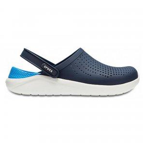 Сабо LiteRide Clog Crocs. Цвет: синий, черный, серый, черный, зеленый