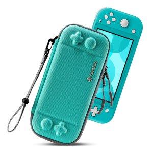 Чехол для Nintendo Switch Lite SHEIN. Цвет: зелёный