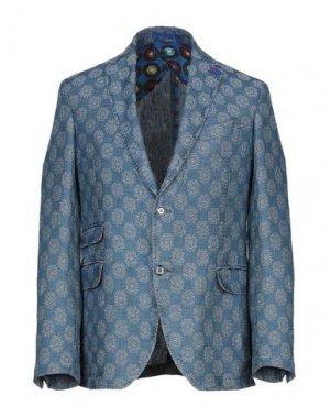 Пиджак JAKKE. Цвет: синий