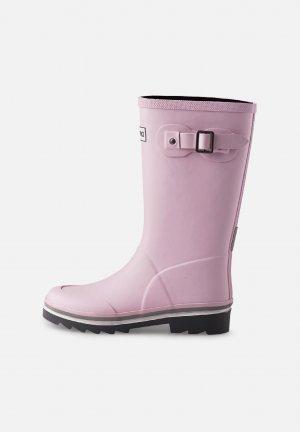 Резиновые сапоги Tarmokas Розовые Reima. Цвет: розовый