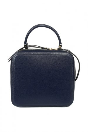 Сумка-рюкзак Gianni Chiarini. Цвет: синий