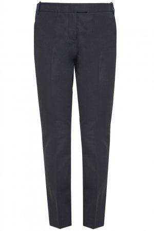 Хлопковые брюки Kaufmanfranco. Цвет: черный